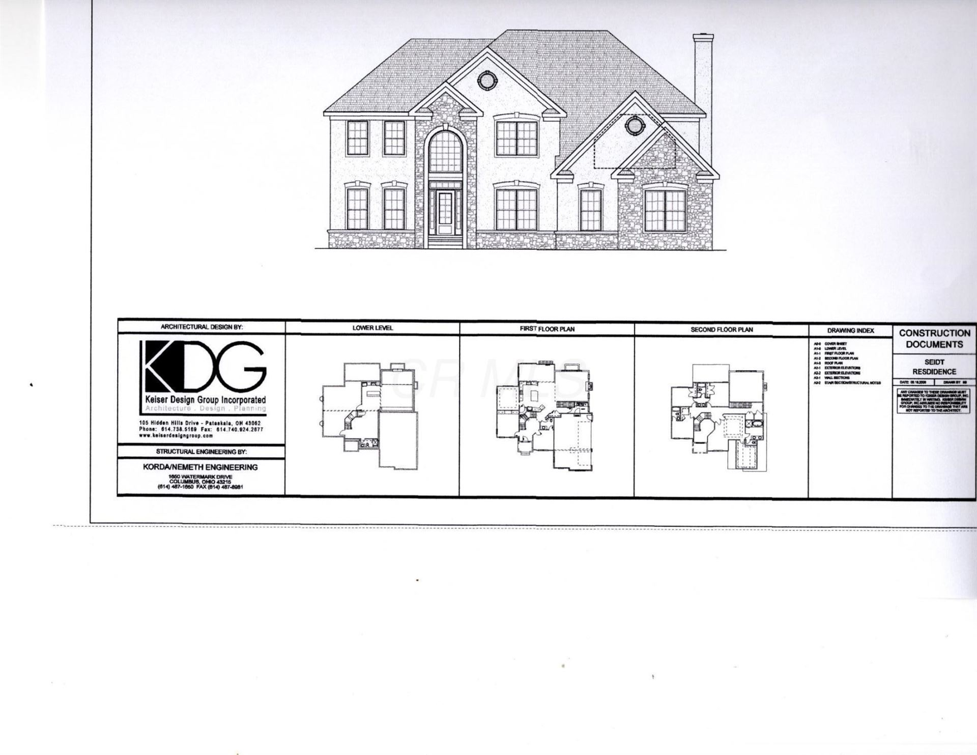 0 Bianca Dr. - Lot 176 Drive NW, Pickerington, OH 43147 - #: 220042630