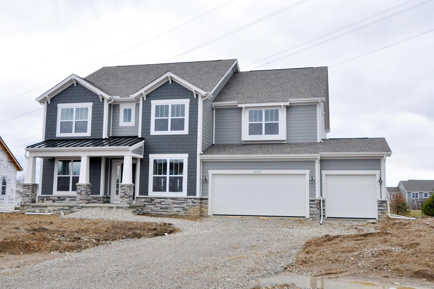 4822 Hunters Bend Court #Lot 3638, Powell, OH 43065 - #: 220014636