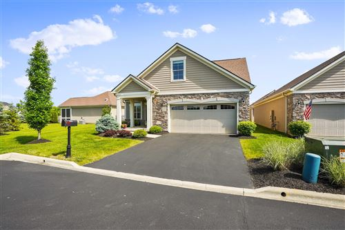 Photo of 102 Featherstone Court, Powell, OH 43065 (MLS # 220016651)