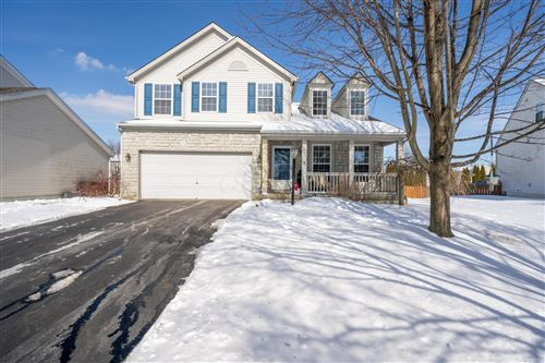 Photo of 408 Rocky Springs Drive, Blacklick, OH 43004 (MLS # 221004651)