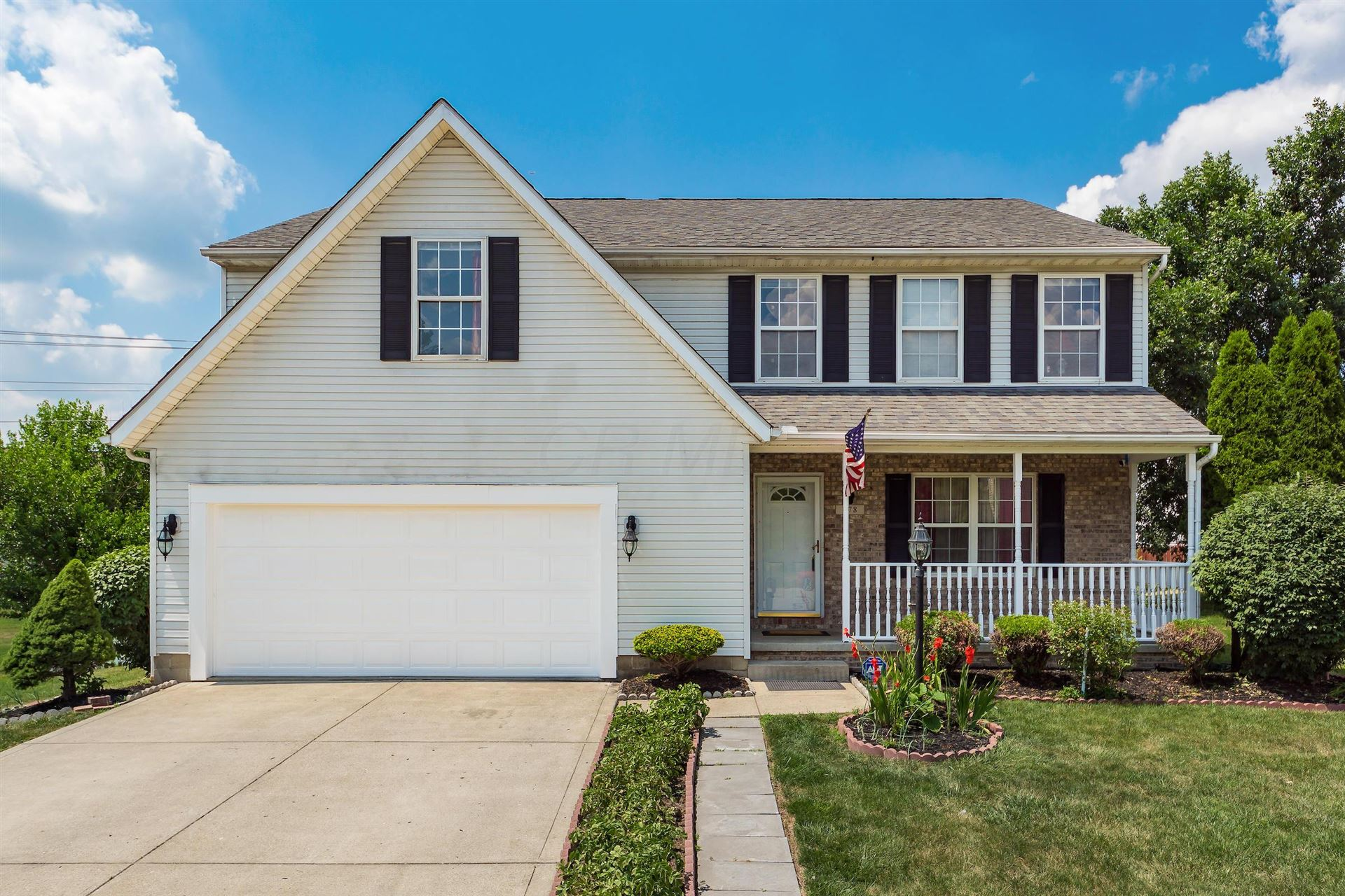 578 Turners Mill Court, Pickerington, OH 43147 - #: 220022659