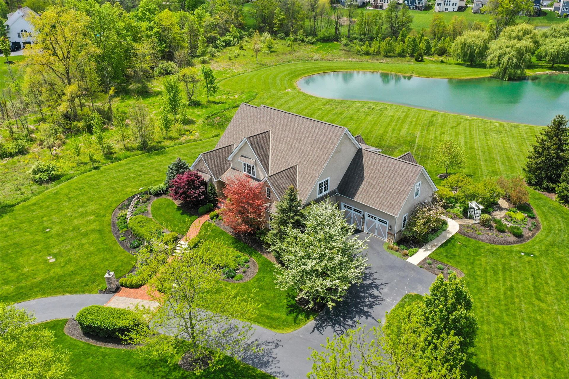 Photo of 7679 Cook Road, Powell, OH 43065 (MLS # 221015665)