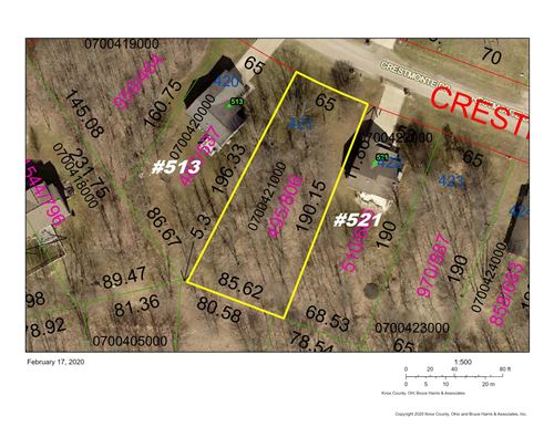 Photo of 0 Crestmonte Drive | Lot 421, Howard, OH 43028 (MLS # 220004666)
