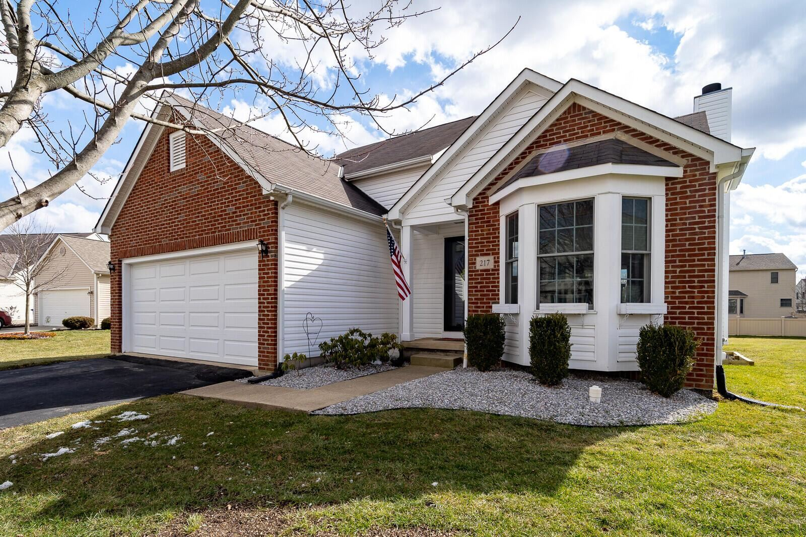 Photo of 217 Brushmore Court, Delaware, OH 43015 (MLS # 221005669)