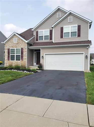 Photo of 8528 Haleigh Woods Drive, Blacklick, OH 43004 (MLS # 220032672)