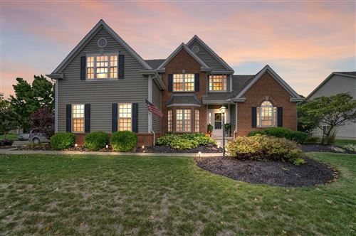 Photo of 3021 Landen Farm Road E, Hilliard, OH 43026 (MLS # 220034675)
