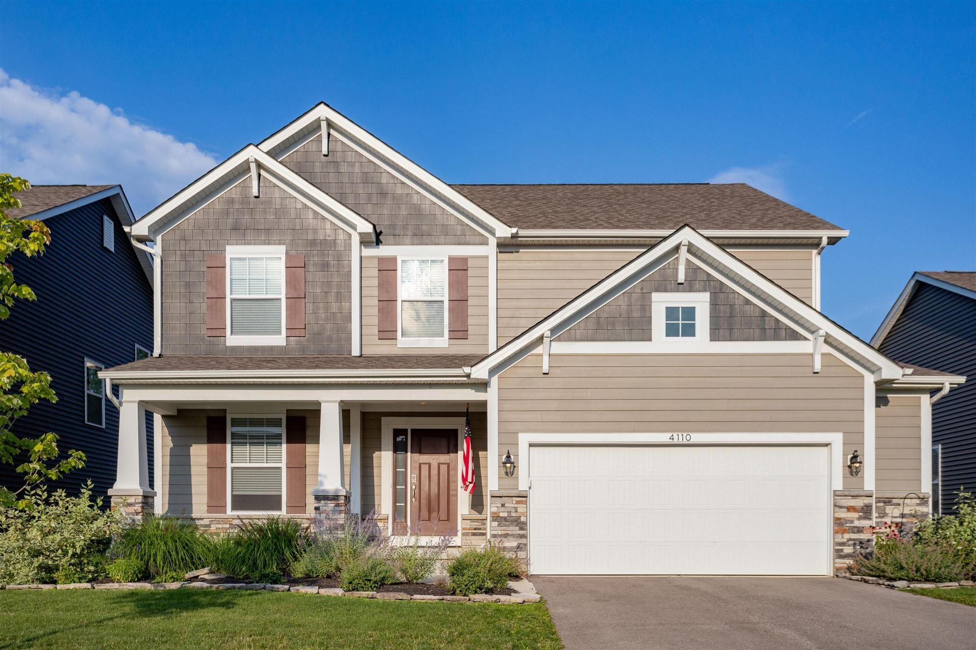 Photo of 4110 Bluebird Drive, Powell, OH 43065 (MLS # 221028675)