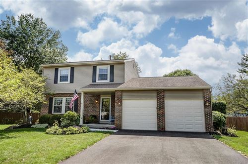 Photo of 1841 Shadow Creek Court, Powell, OH 43065 (MLS # 220031678)