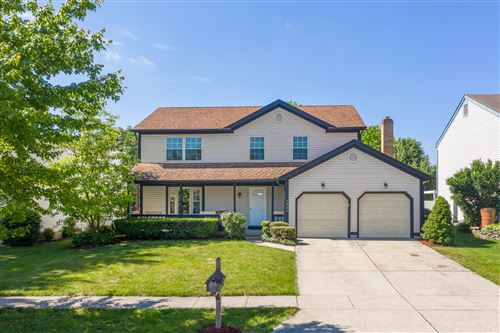 Photo of 1239 Tranquil Drive, Worthington, OH 43085 (MLS # 220019679)