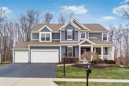 Photo of 2939 Pleasant Colony Drive, Lewis Center, OH 43035 (MLS # 220001682)