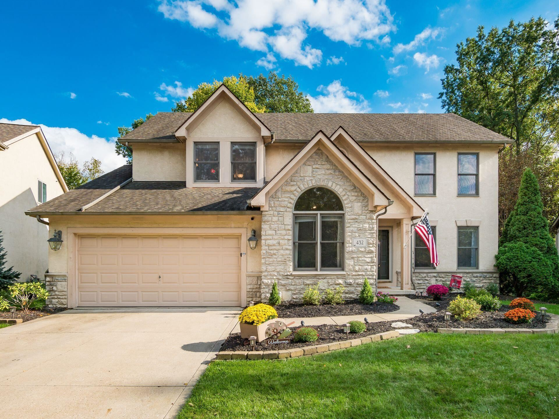Photo of 432 Maplebrooke Drive E, Westerville, OH 43082 (MLS # 221040691)