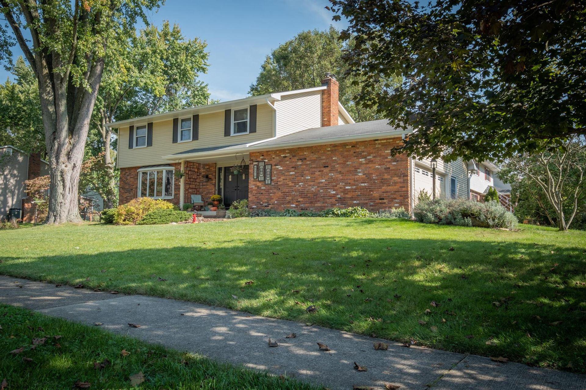 Photo of 6578 Masefield Street, Worthington, OH 43085 (MLS # 221040704)