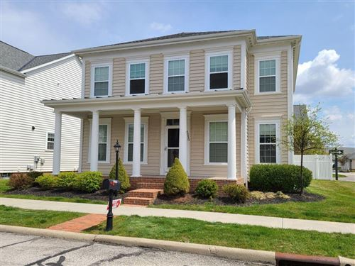 Photo of 5050 Hearthstone Park Drive, New Albany, OH 43054 (MLS # 220012715)