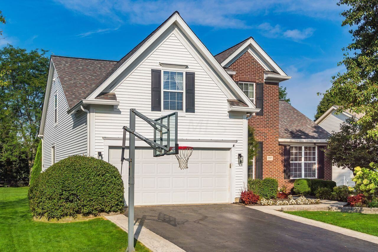 Photo of 397 Abbotsbury Drive, Westerville, OH 43082 (MLS # 221036723)