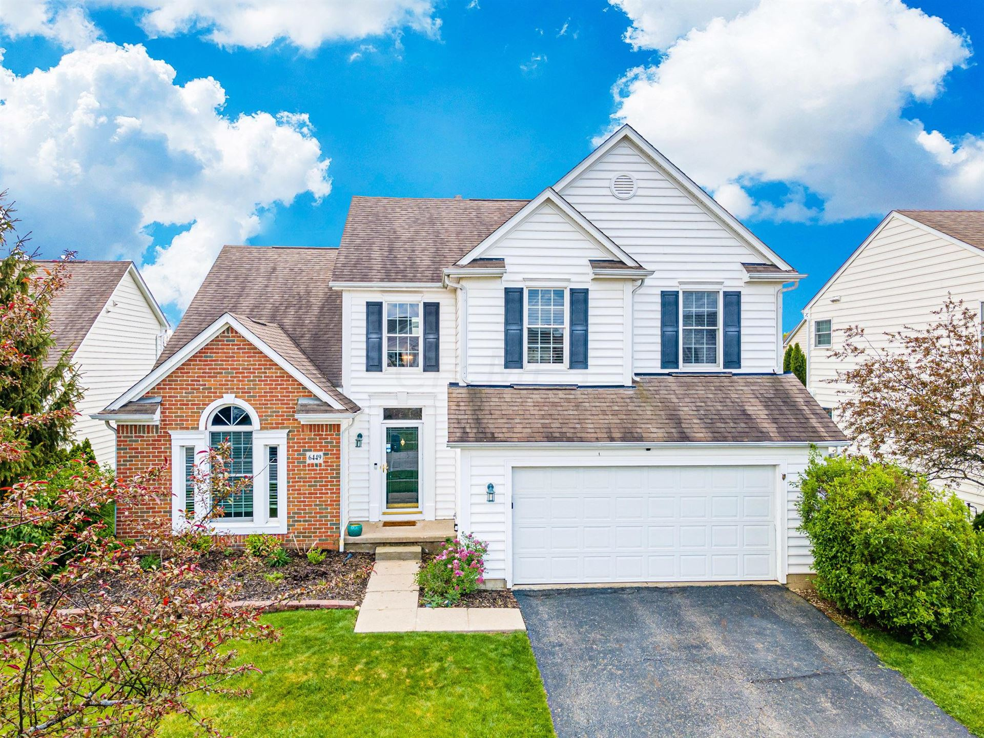 Photo of 6449 Herb Garden Court, New Albany, OH 43054 (MLS # 221015724)