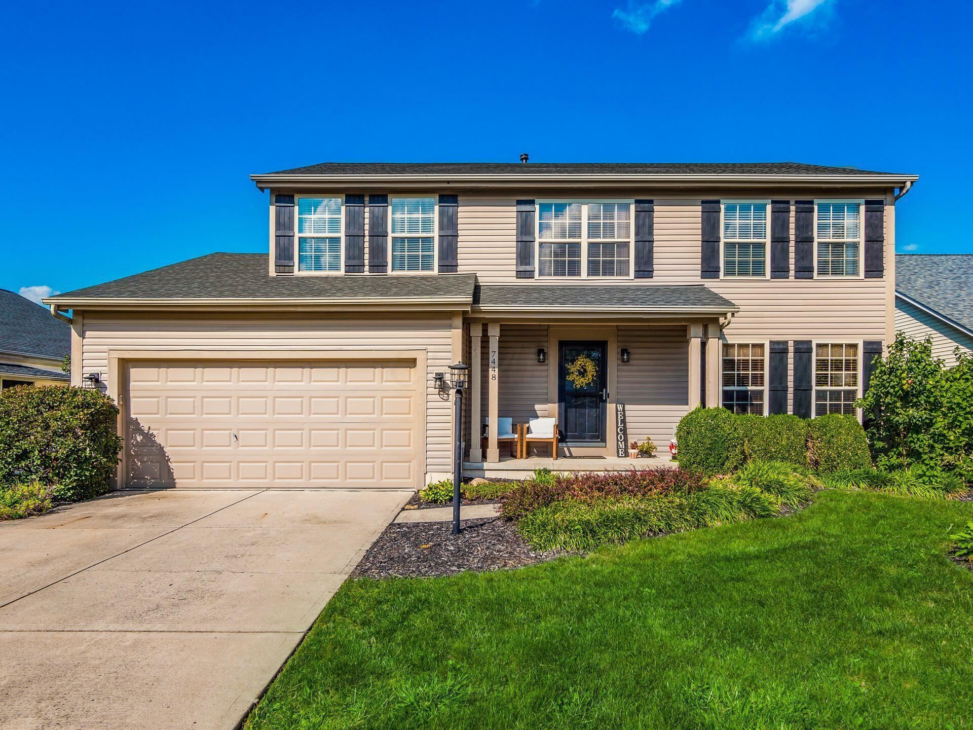 Photo of 7448 Clancy Way, Westerville, OH 43082 (MLS # 221039727)