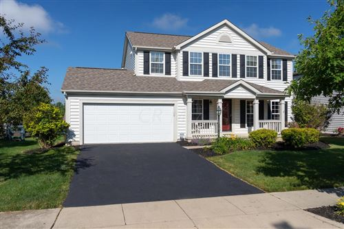 Photo of 7076 Scioto Chase Boulevard, Powell, OH 43065 (MLS # 220019742)