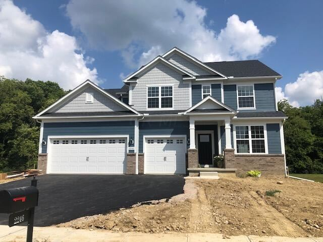 Photo of 2246 Carribell Court, Powell, OH 43065 (MLS # 221040753)