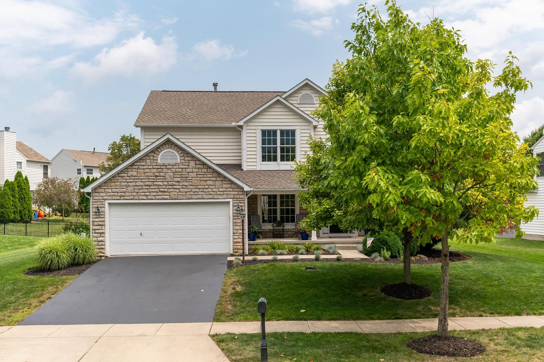 Photo of 7207 Scioto Parkway, Powell, OH 43065 (MLS # 221028769)