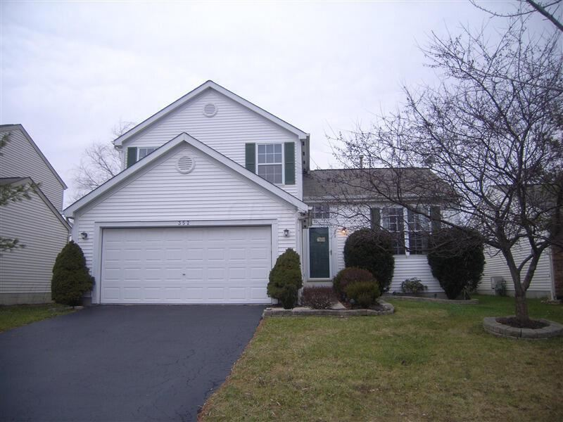 352 Springwood Lane Lane, Marysville, OH 43040 - #: 221011770