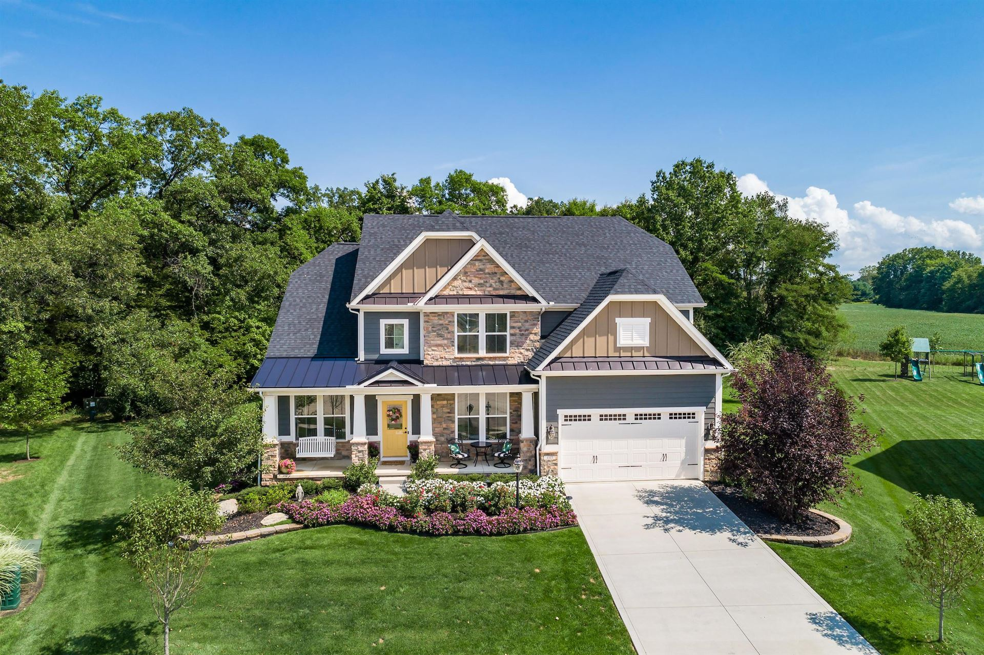 Photo of 643 Cliff View Drive, Galena, OH 43021 (MLS # 221013776)