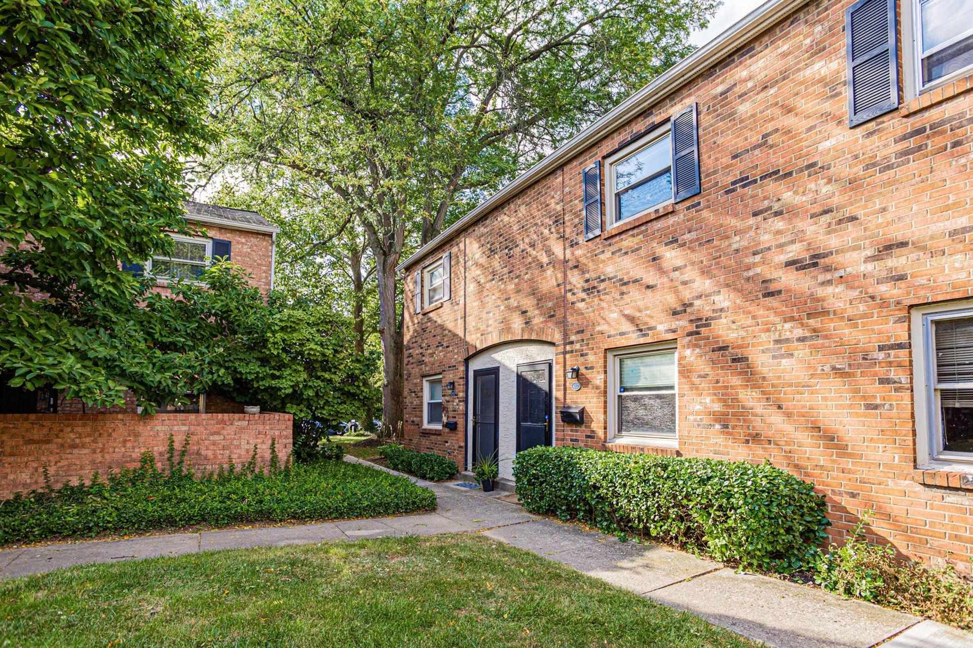 Photo of 4722 Merrifield Place #66, Columbus, OH 43220 (MLS # 221036778)