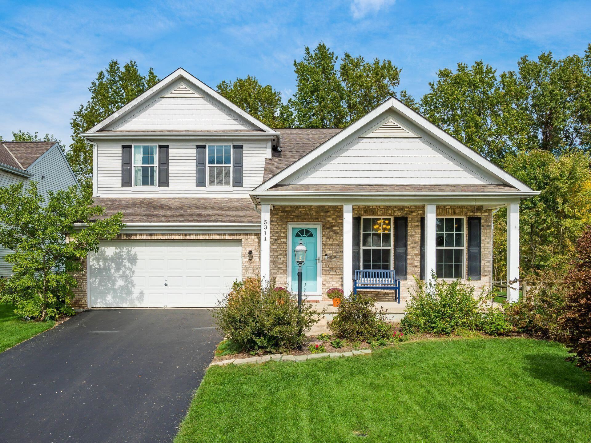 Photo of 5311 Covington Meadows Drive, Westerville, OH 43082 (MLS # 221039779)