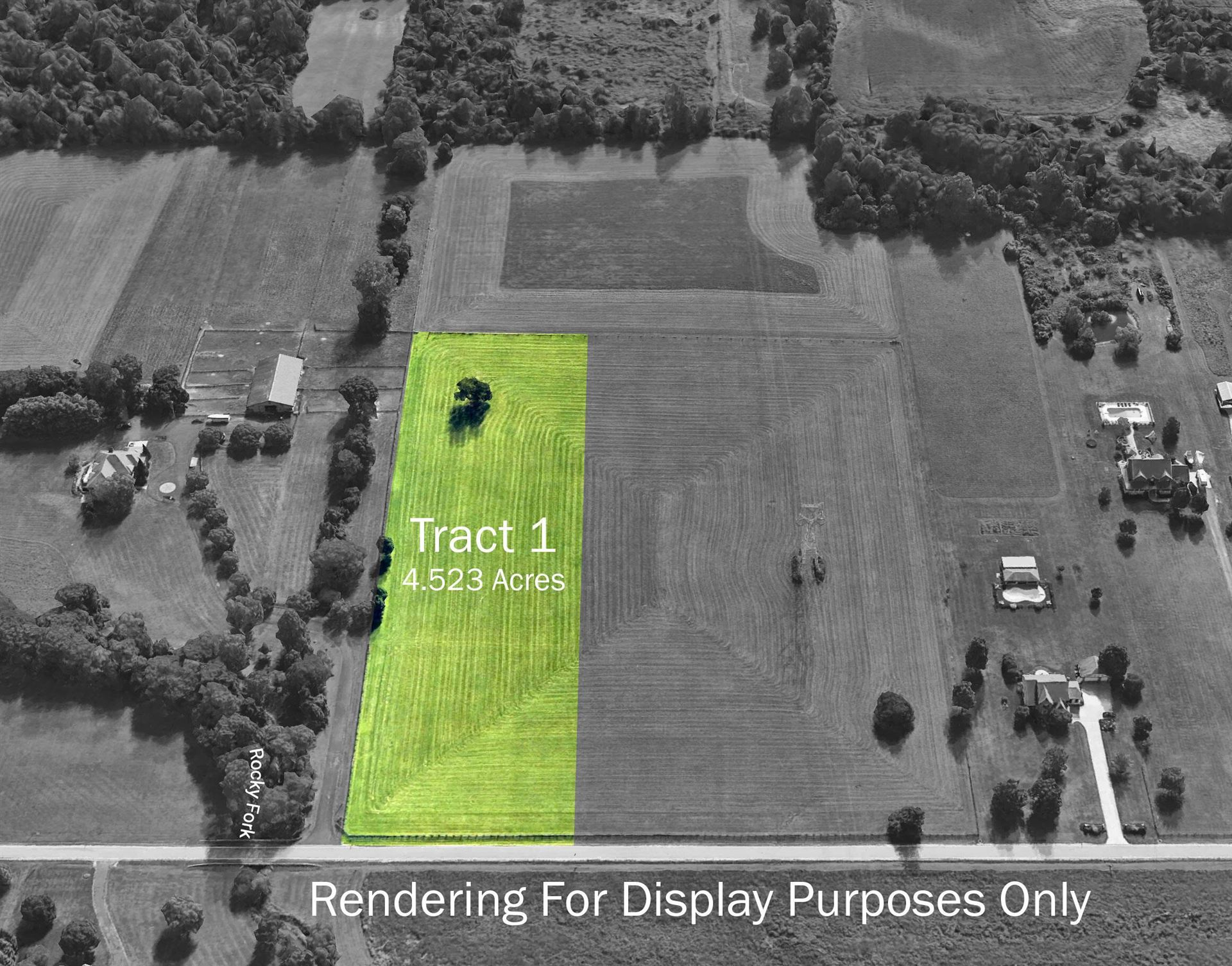 Photo of 0 Bevelhymer Road #Tract 1, New Albany, OH 43054 (MLS # 221037783)