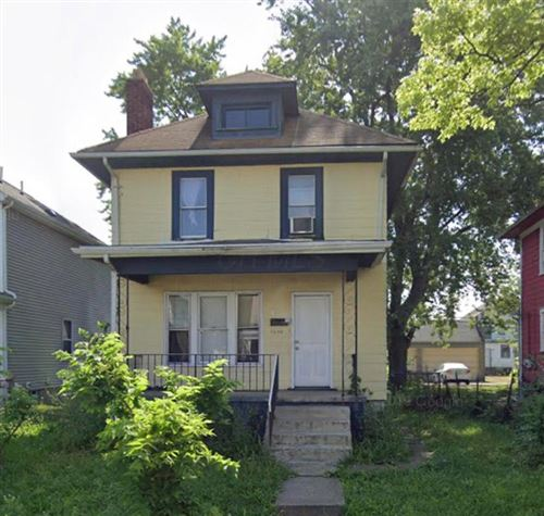 Photo of 1098 PETERS Avenue, Columbus, OH 43201 (MLS # 220021789)