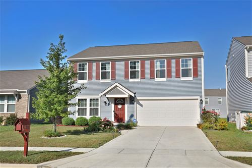 Photo of 3787 Winding Path Drive, Canal Winchester, OH 43110 (MLS # 221036792)