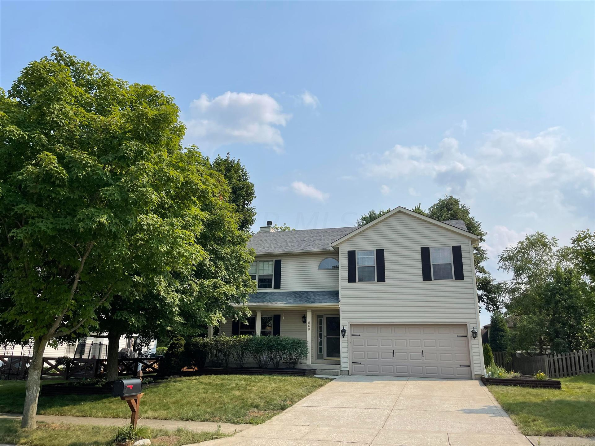 Photo of 869 Lakeway Court W, Westerville, OH 43081 (MLS # 221028792)