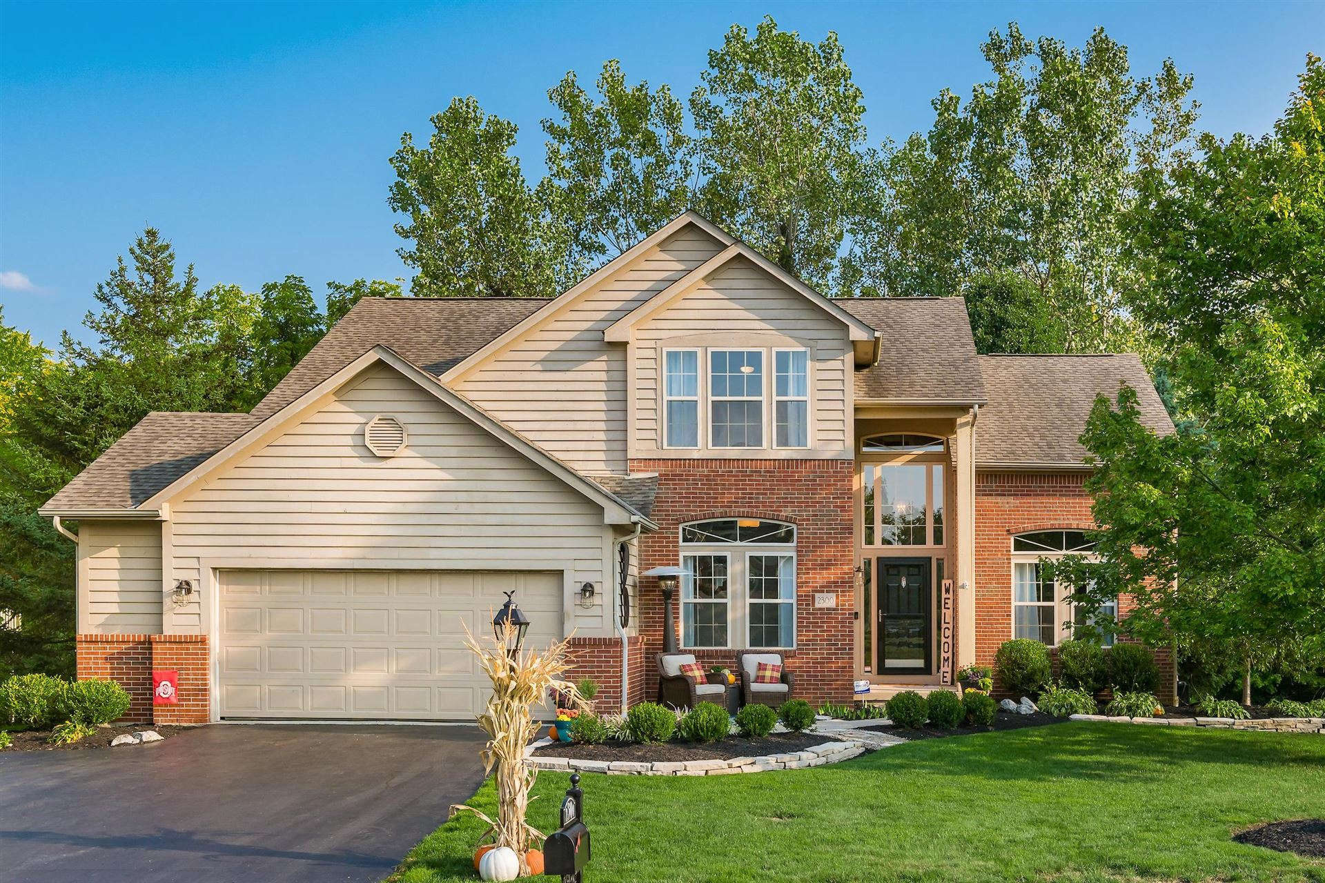 2300 Bold Venture Drive, Lewis Center, OH 43035 - #: 220033794