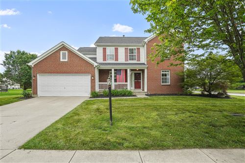 Photo of 717 Village Park Drive, Powell, OH 43065 (MLS # 221020799)
