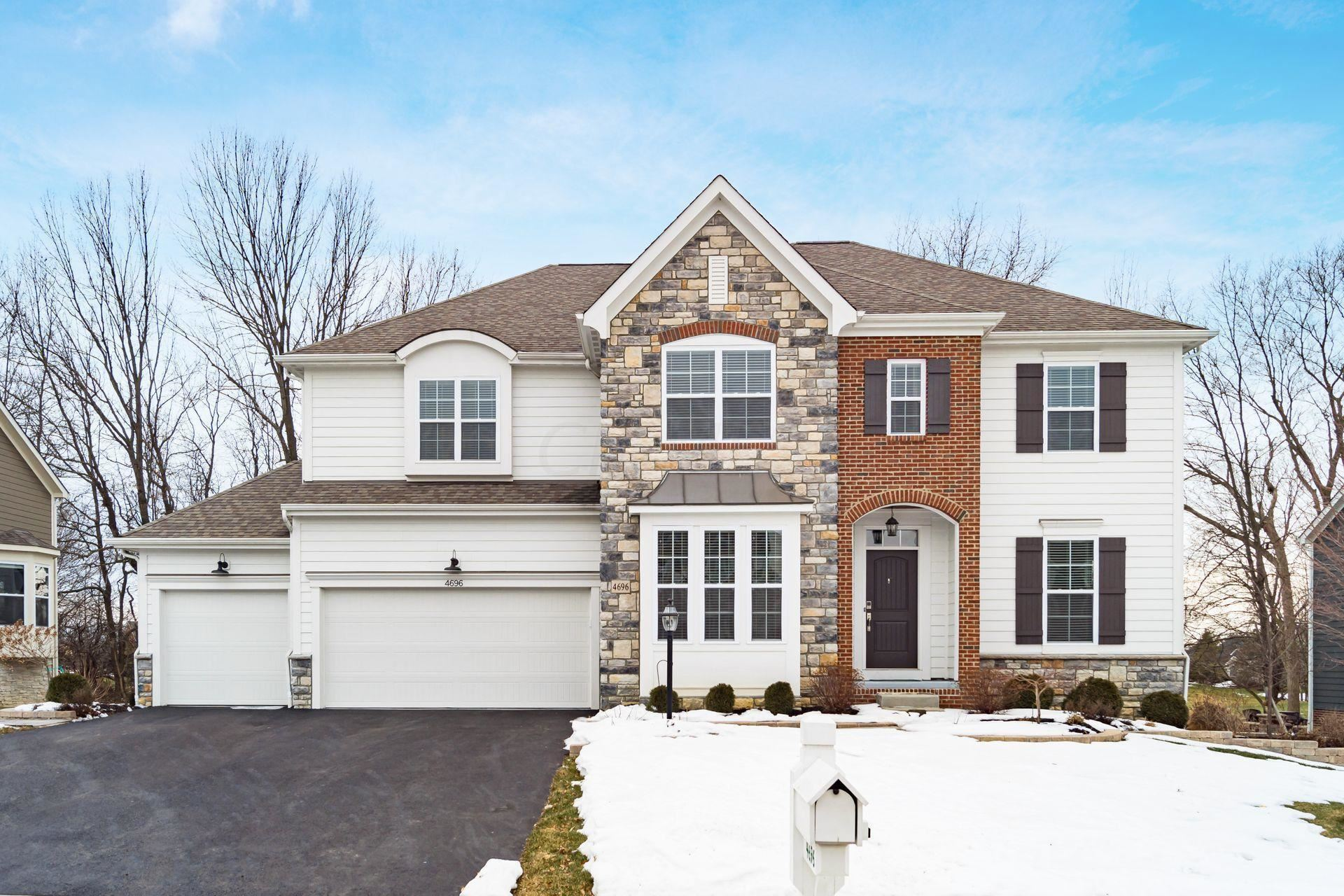 4696 Royal Birkdale Drive, Westerville, OH 43082 - MLS#: 221005805