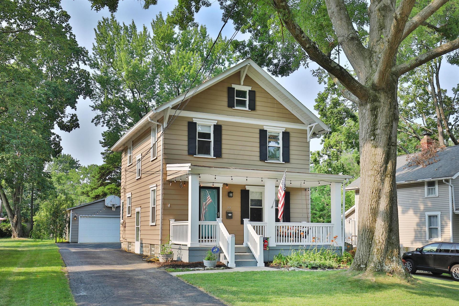 Photo of 77 Hiawatha Avenue, Westerville, OH 43081 (MLS # 221028805)