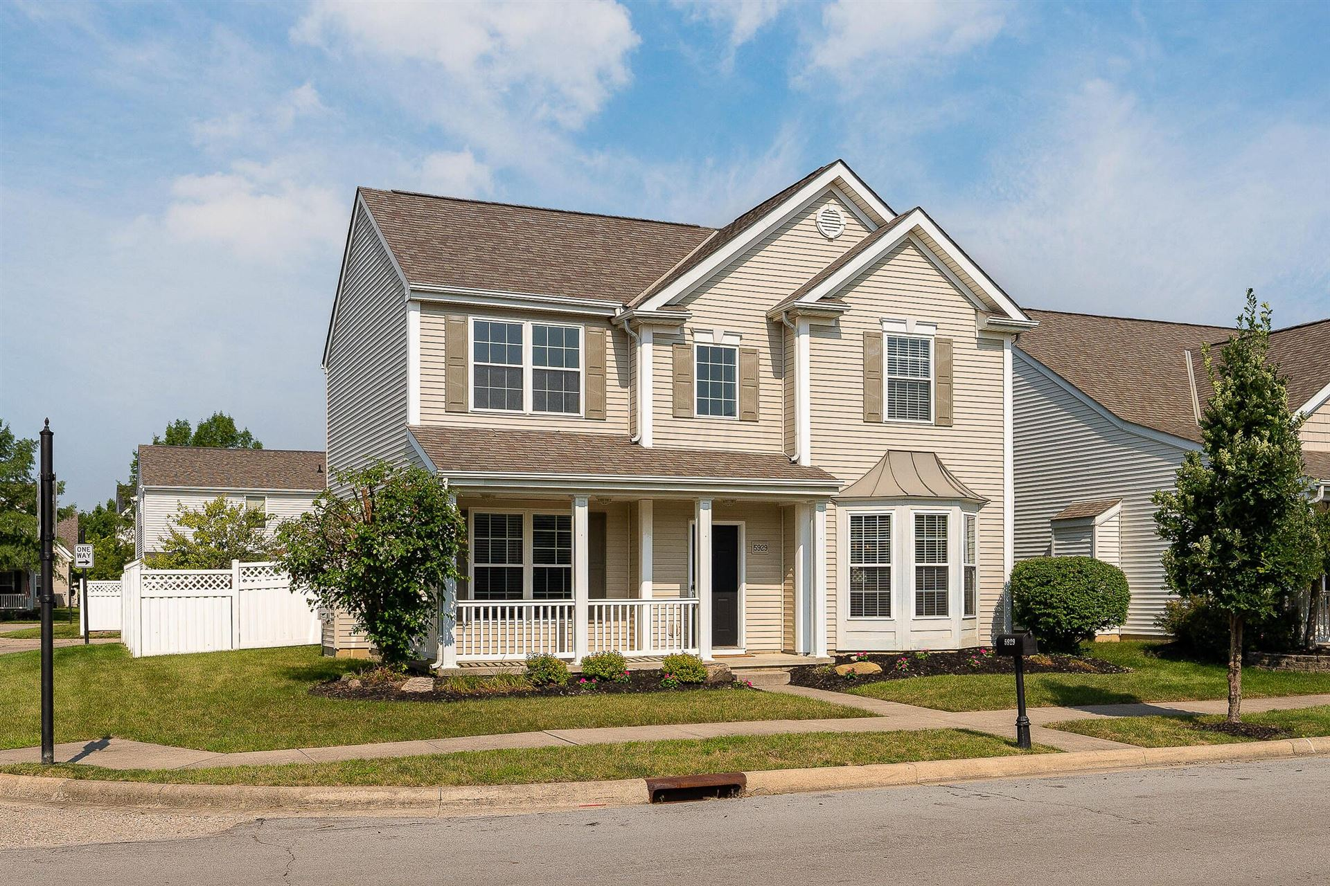Photo of 5929 Course Drive, Westerville, OH 43081 (MLS # 221028810)