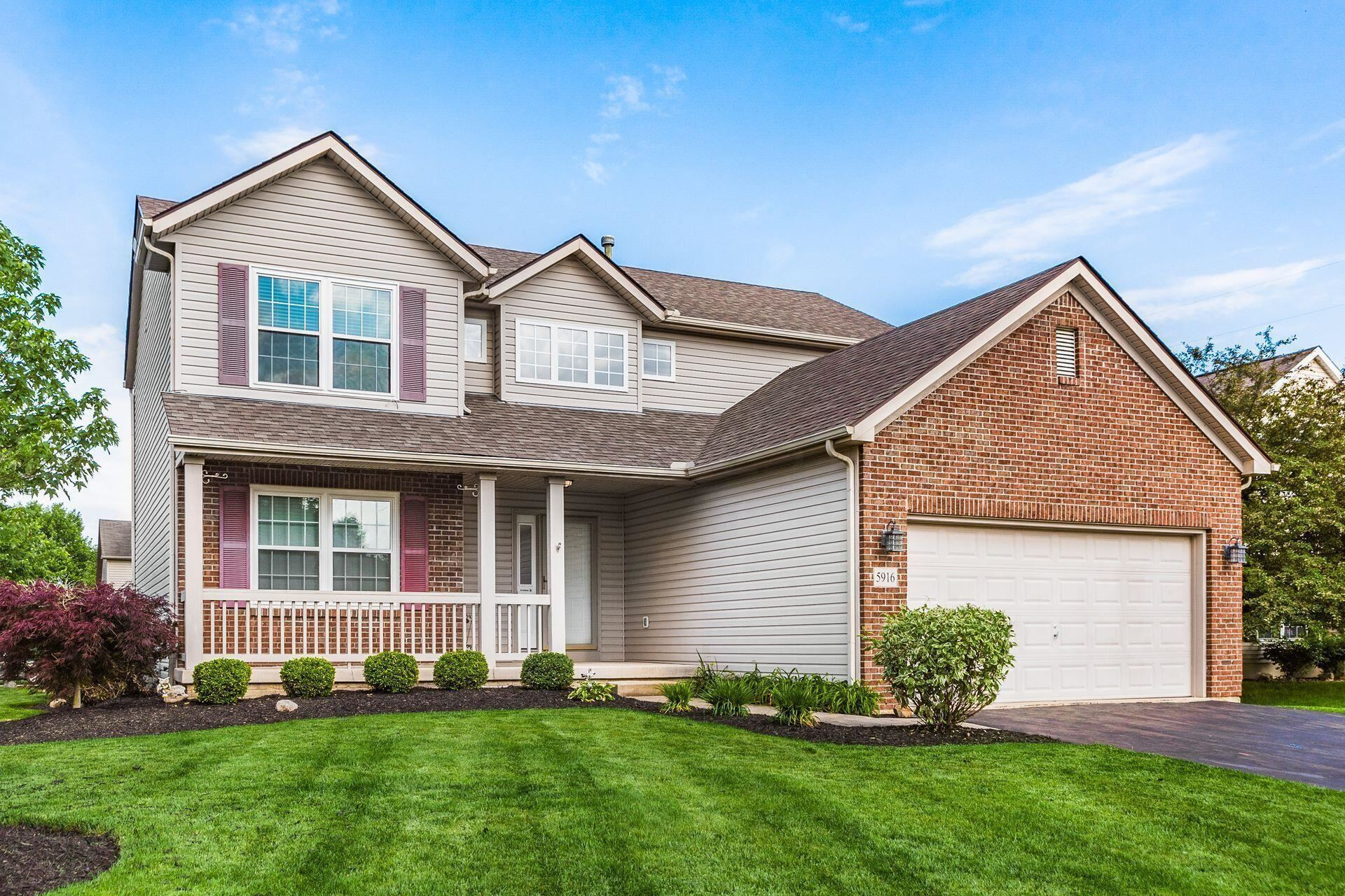 Photo for 5916 Sapphire Court, Grove City, OH 43123 (MLS # 221019832)