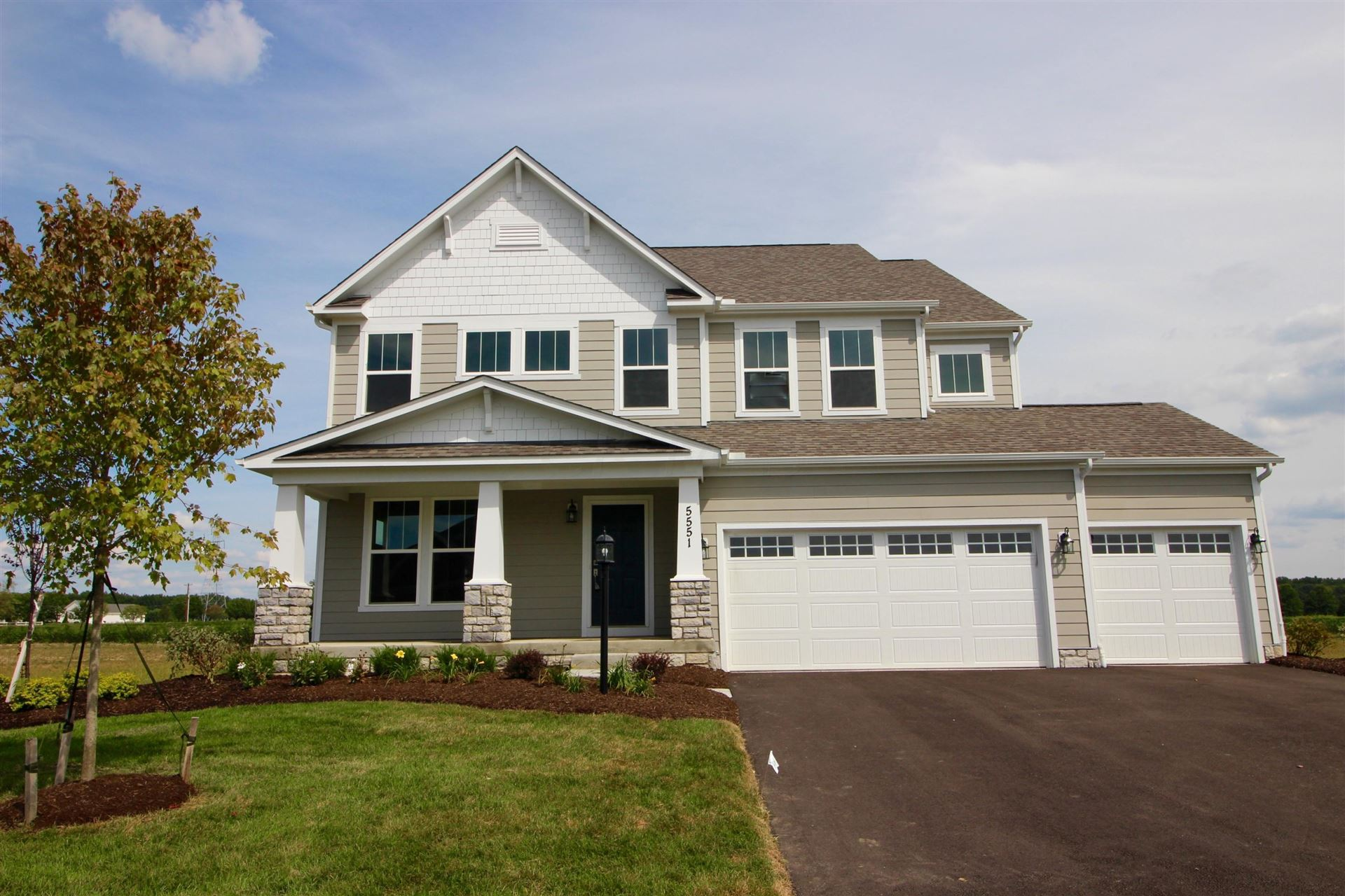 5551 Whitestone Trace, Powell, OH 43065 - #: 219045833