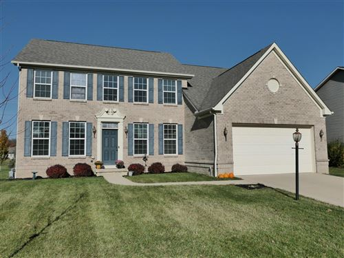 Photo of 3041 Abbey Knoll Drive, Lewis Center, OH 43035 (MLS # 220039841)