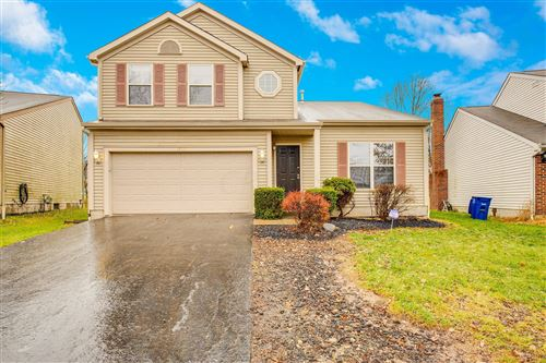 Photo of 3165 Canyon Bluff Drive, Canal Winchester, OH 43110 (MLS # 220041844)
