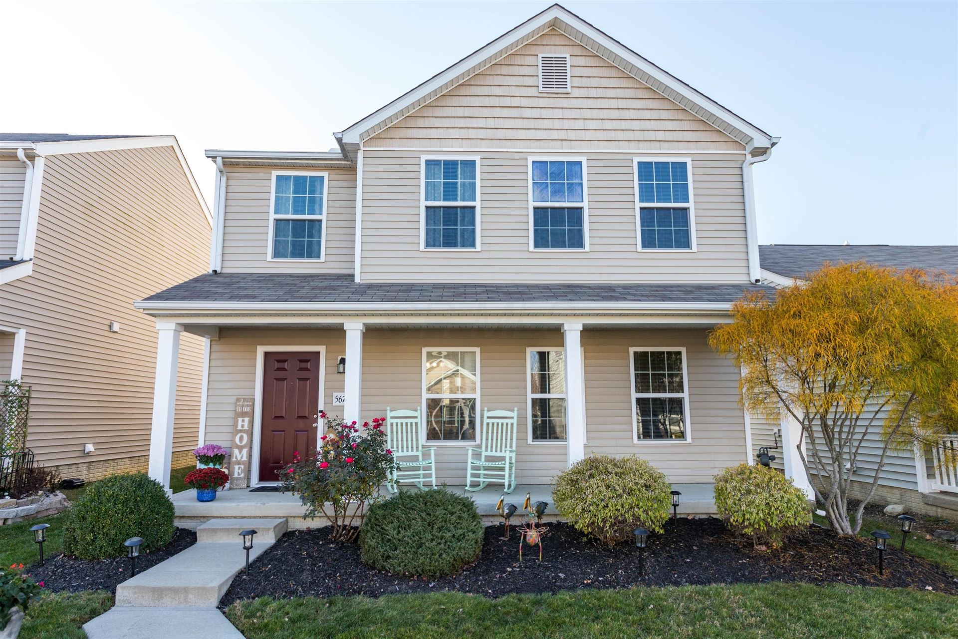 Photo for 5679 Marshfield Drive, Westerville, OH 43081 (MLS # 220039852)