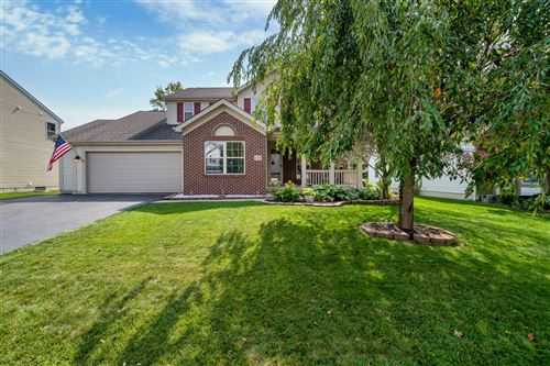 Photo of 8185 BELLOW PARK Drive, Reynoldsburg, OH 43068 (MLS # 220033854)