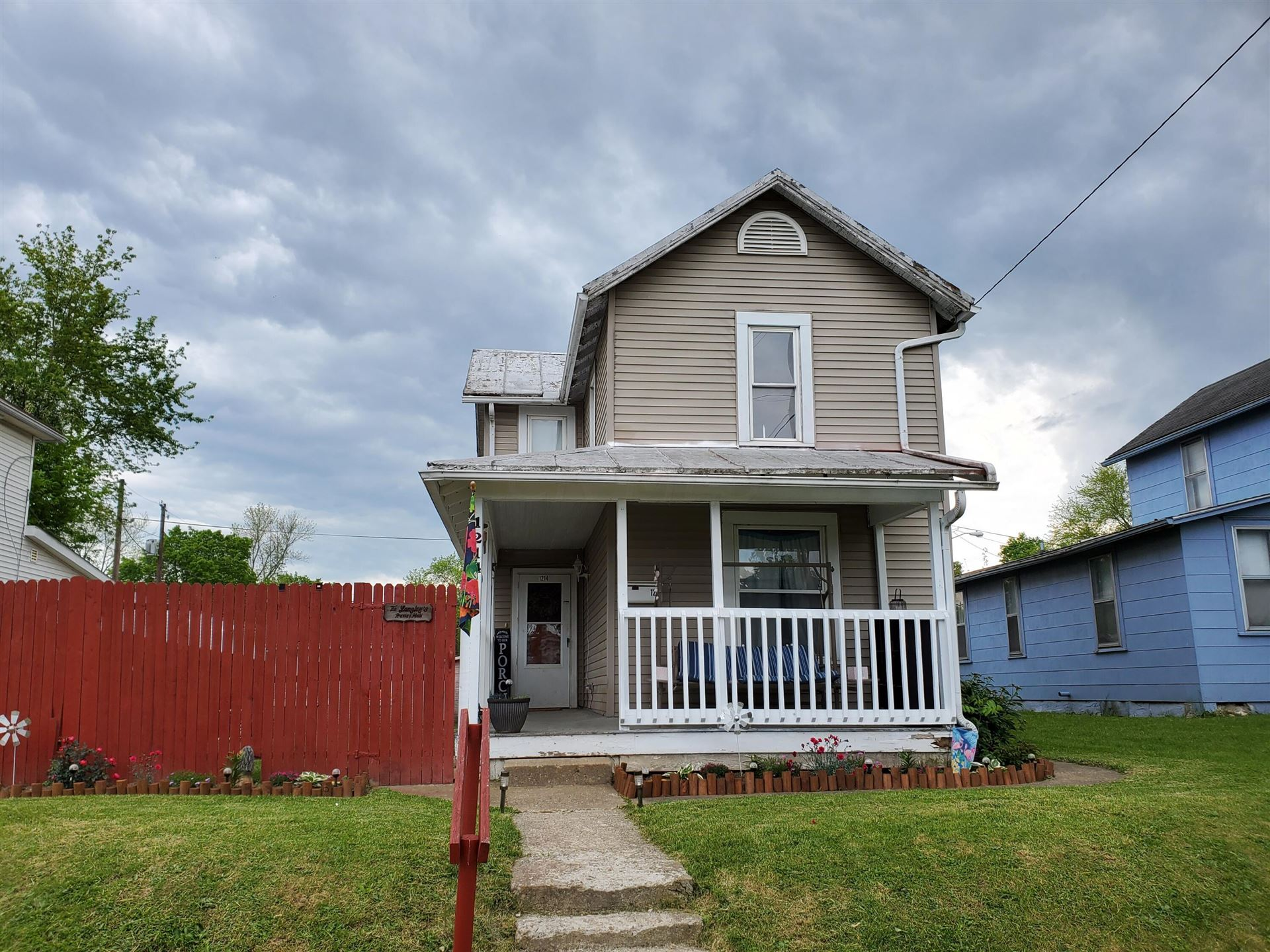 1214 W Mulberry Street, Lancaster, OH 43130 - #: 221016855
