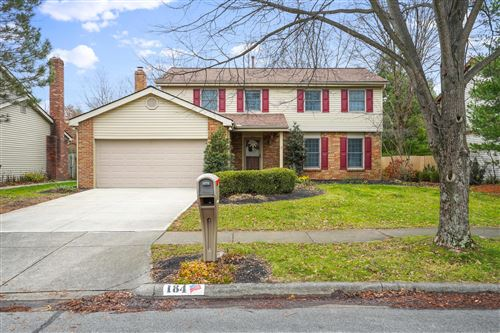 Photo of 184 Bluejay Drive, Columbus, OH 43235 (MLS # 220041857)