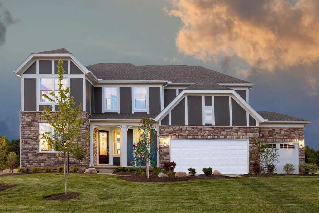 Photo of 6117 Brookview Manor Drive #Lot 2005, Galena, OH 43021 (MLS # 221000862)