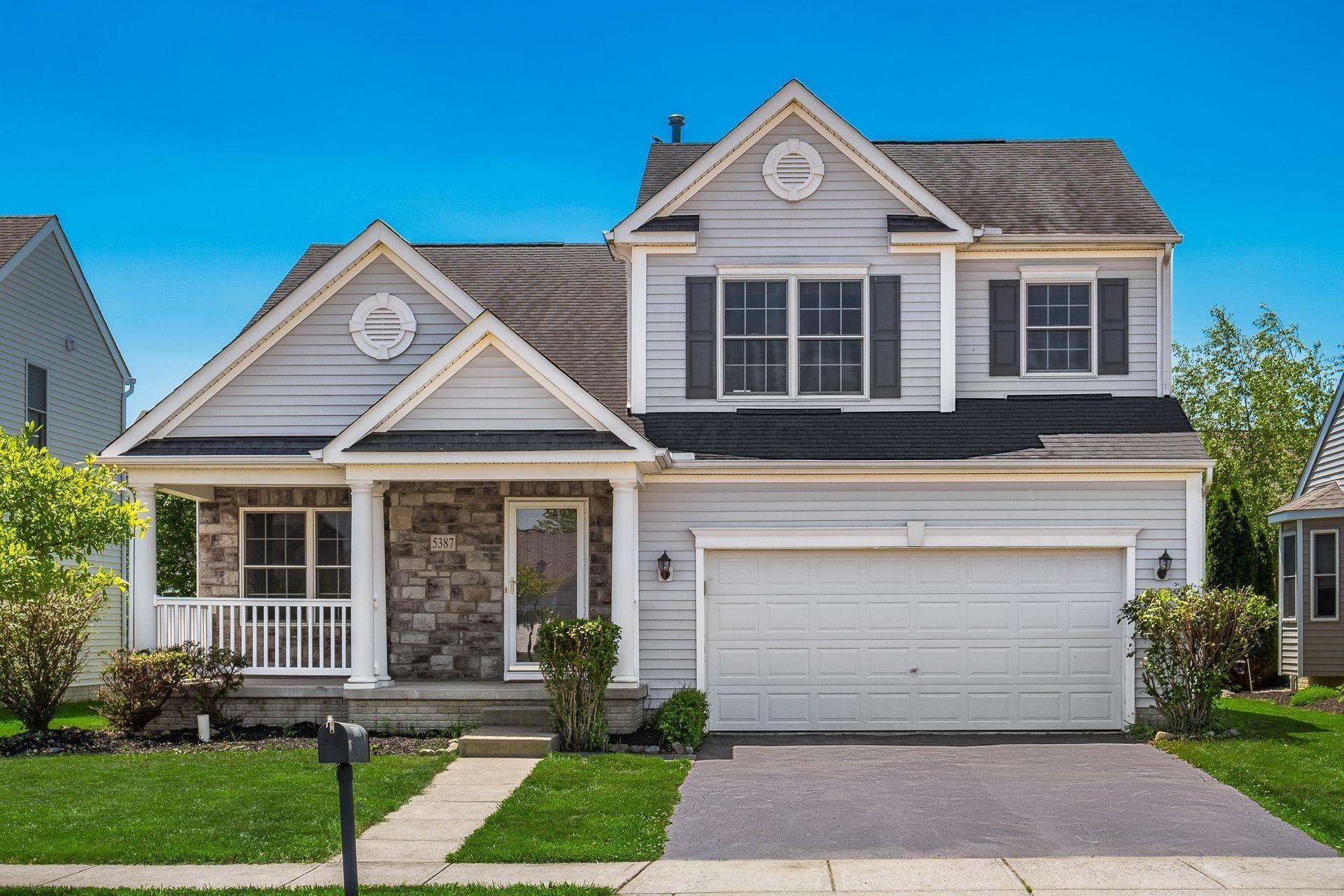 Photo of 5387 Red Water Drive, Dublin, OH 43016 (MLS # 221021864)