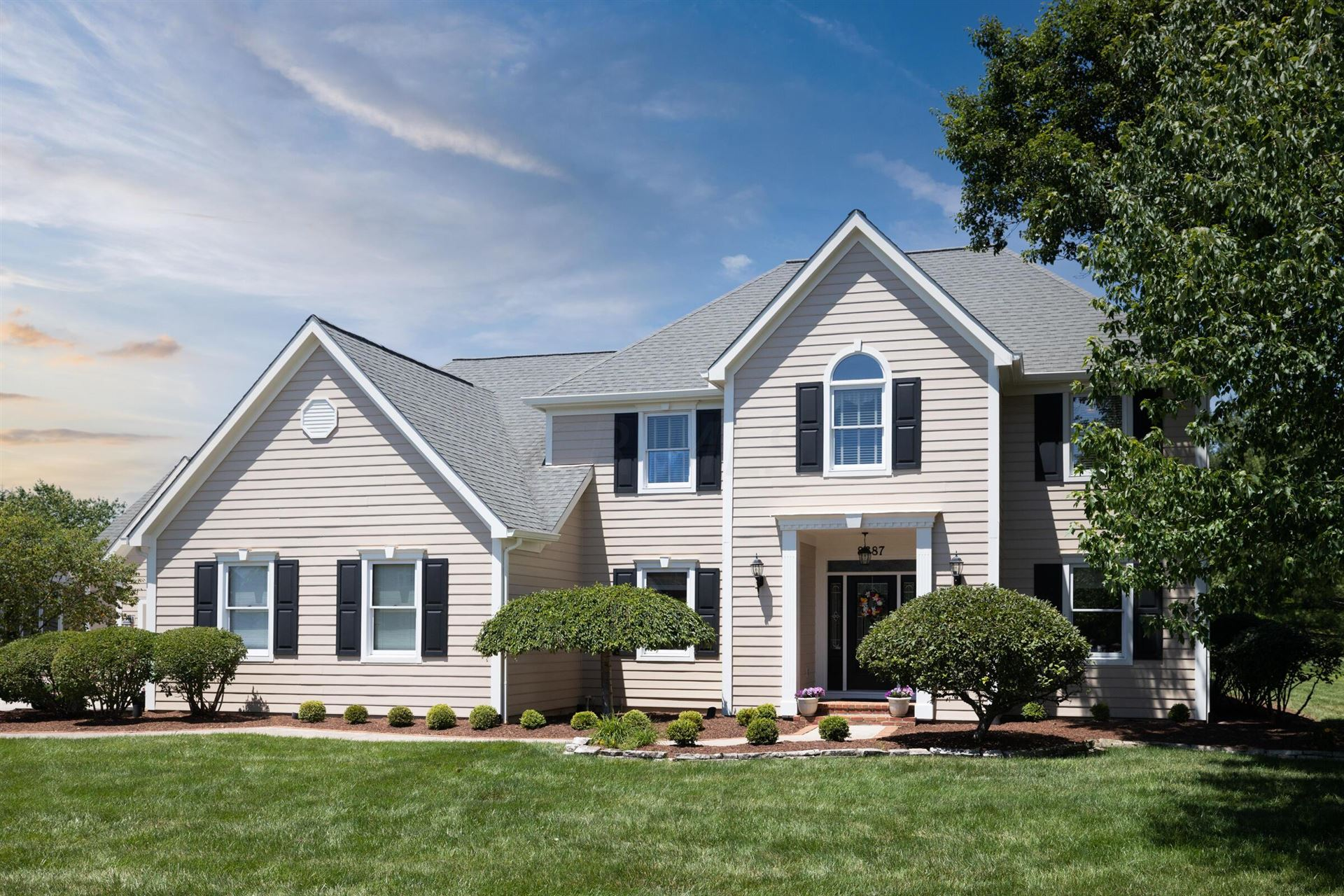 Photo of 8687 Bunch Flower Court, Westerville, OH 43082 (MLS # 221021869)