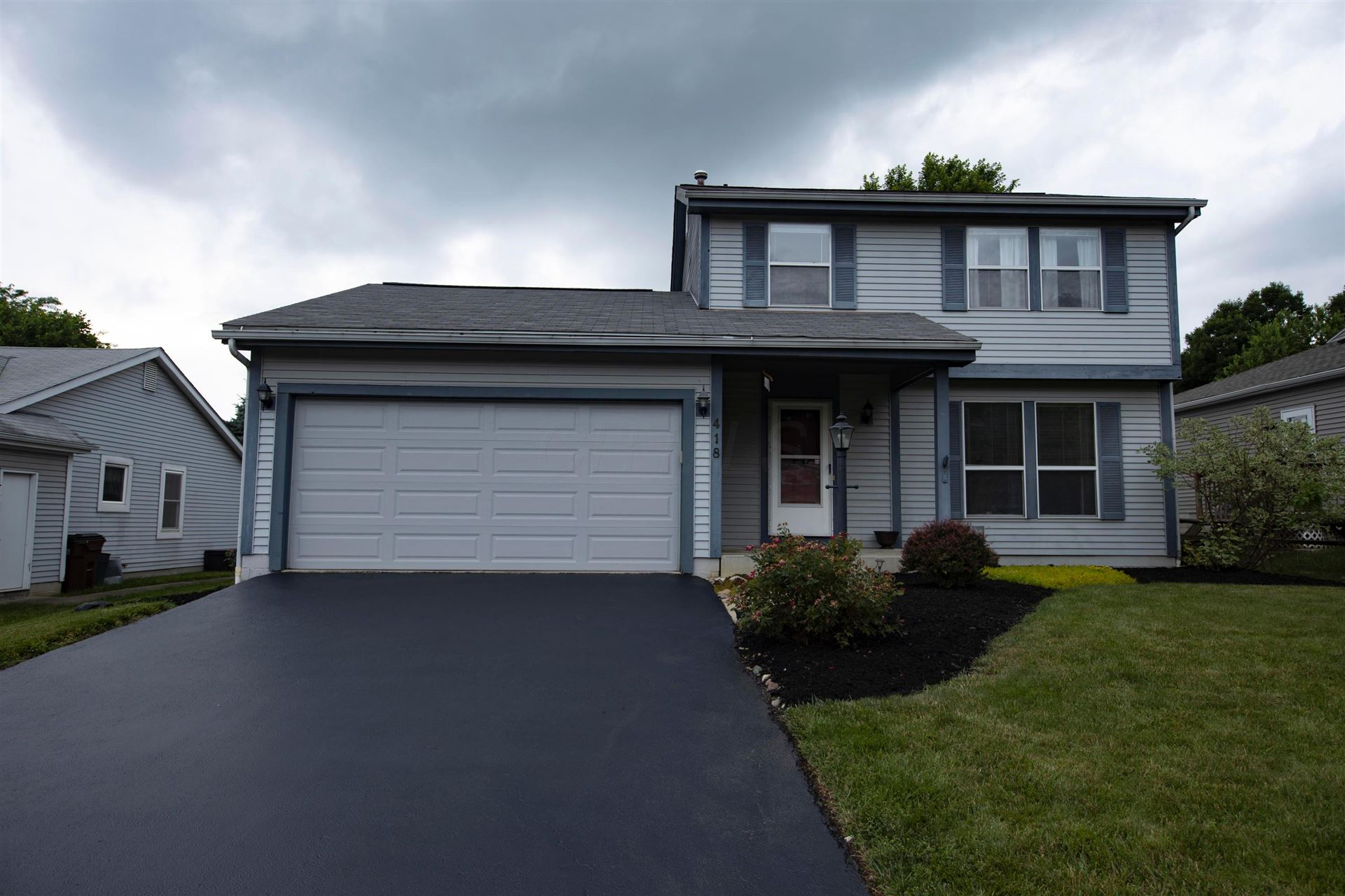 418 High Meadows Village Drive, Powell, OH 43065 - #: 220020871