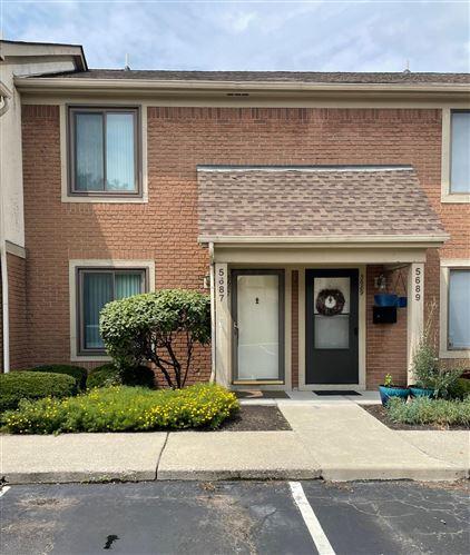 Photo of 5687 Jousting Lane #C, Columbus, OH 43231 (MLS # 221028873)