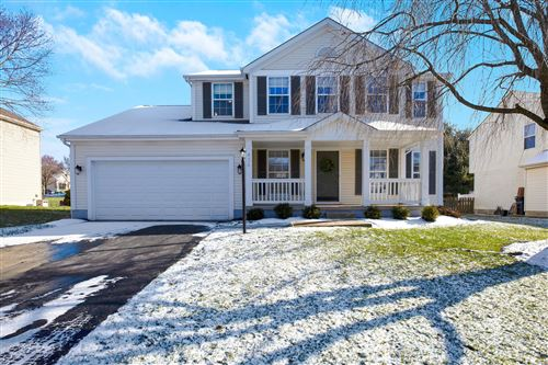 Photo of 436 Streamwater Drive, Blacklick, OH 43004 (MLS # 221001875)